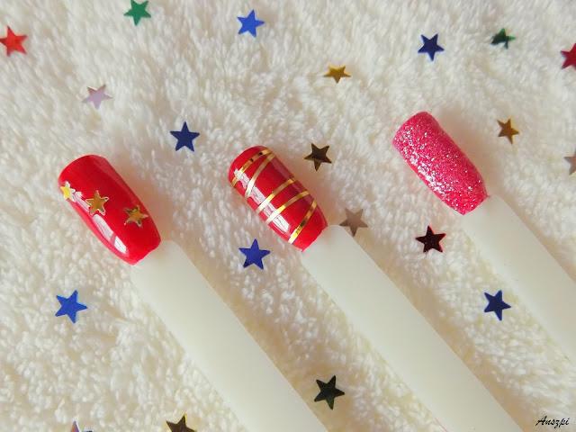 Piękna przed świętami. Świąteczne zdobienie paznokci