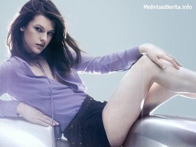 Milla Jovovich (Resident Evil)