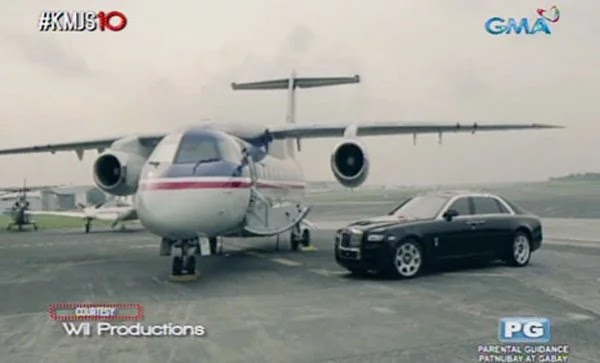 #YAYAMANIN! Willie Revillame Shows Off His Expensive Private Jet, Yacht, Cars and Even His Own Tower!