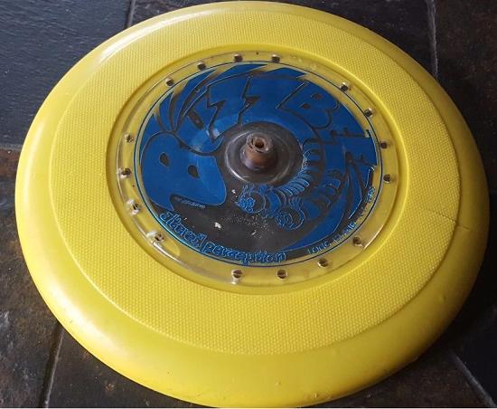 Sludge Output  Tbt  Buzzbee Flying Disc