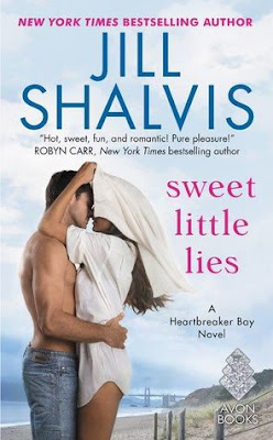 Bea's Book Nook, Review, Sweet Little Lies, Jill Shalvis