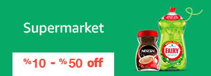 Sale on Supermarket Grocery – Get up to 50% off