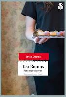 Tea Rooms en las tertulias literarias de la biblioteca de Leioa
