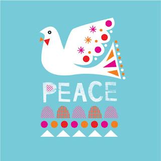 Amy Cartwright | Peace said the Dove