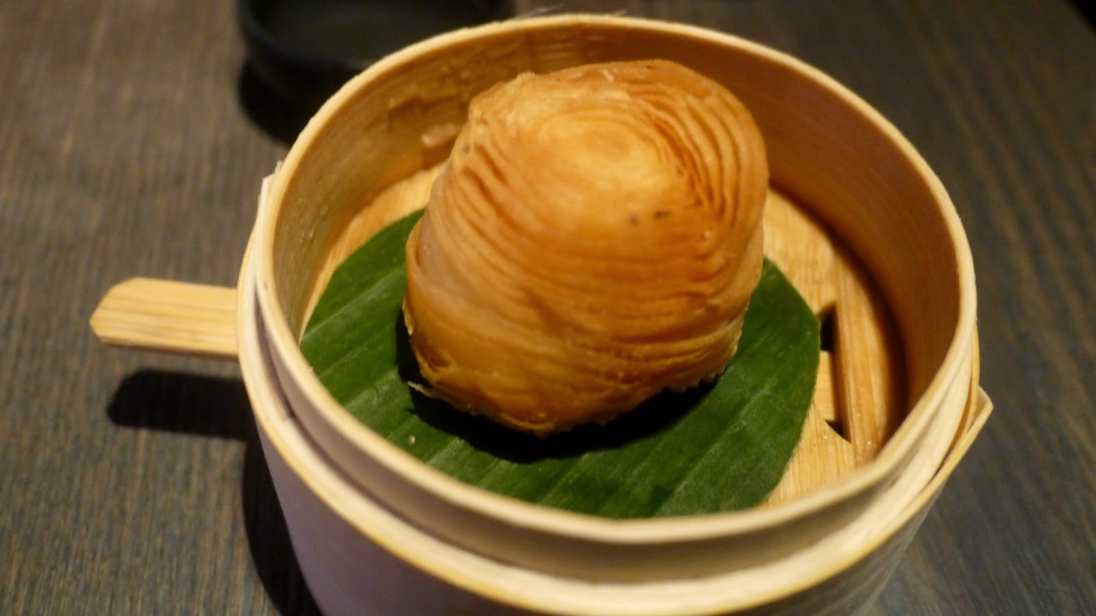 yauatcha 10th anniversary secret menu scallop and lychee dim sum