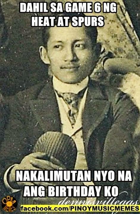 Christmas Memes Philippines.Jose Rizal Philippines National Hero Funny Meme Jokes