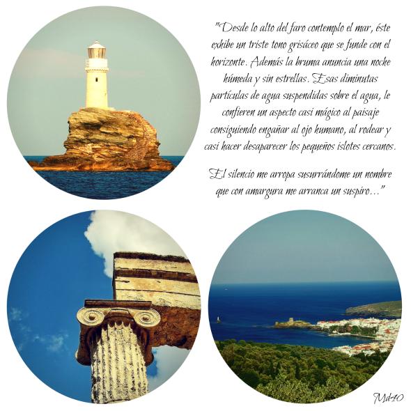faro Tourlitis historia relatos grecia