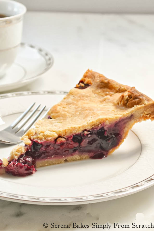 Very Berry Pie from Serena Bakes Simply From Scratch
