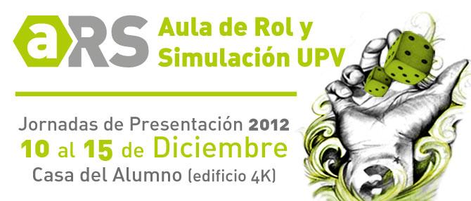 Jornadas Presentación ARS 2012