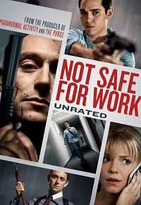 Not Safe for Work (2014) Dual Audio 300mb Download Hindi - English BRRip 480p