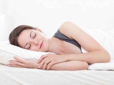 Khi giảm cân vẫn phải đảm bảo cơ thể được ngủ đủ giấc
