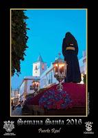 Semana Santa de Puerto Real 2016 - María Angeles Periñán