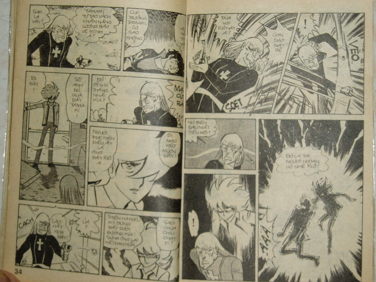Siêu nhân Locke vol 05 trang 17