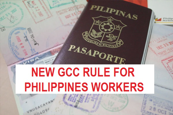GCC BAN and Filipino Expats - UAE LABOURS