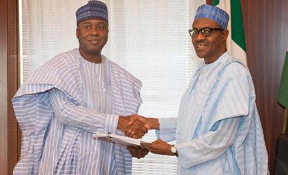Boko Haram defeat: Saraki hails Buhari