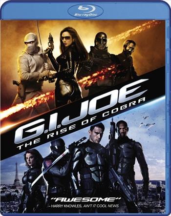 G.I. Joe The Rise Of Cobra 2009 Dual Audio Hindi 720p BRRip 800MB