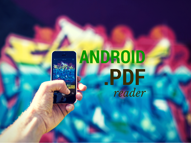 Want android pdf reader? Adobe reader android app is not the only option