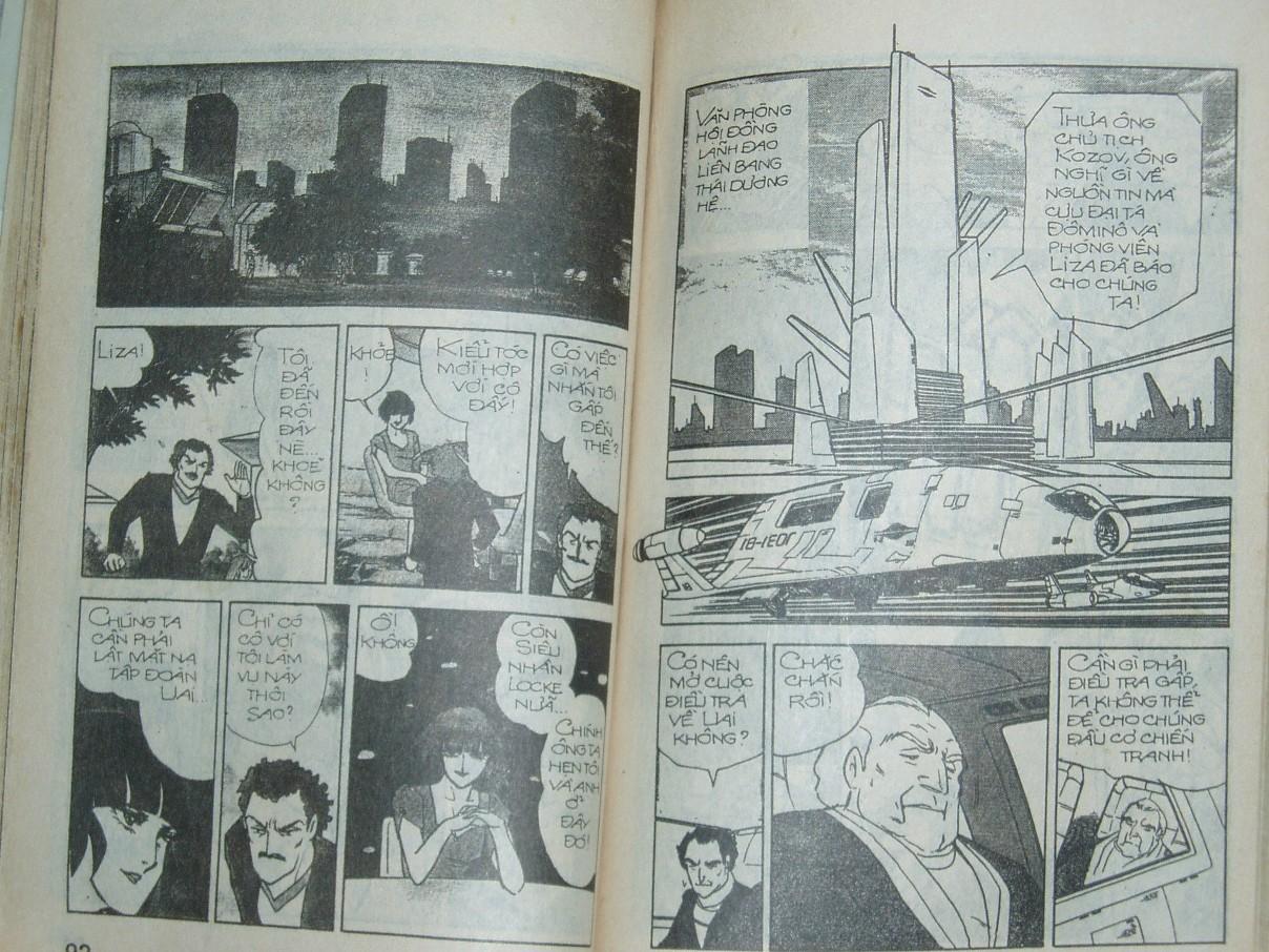 Siêu nhân Locke vol 10 trang 33