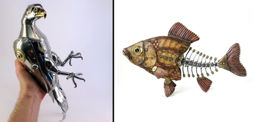 00-Igor-Verniy-Recycled-and-Upcycled-Animal-Steampunk-Sculptures-www-designstack-co