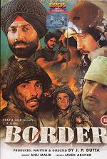"""Bollywood War Classic-""""Border'"""