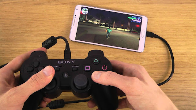 Cara bermain game PS4 di android dengan lancar