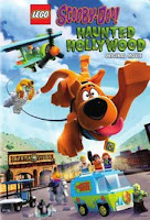 Lego: Scooby Doo! Haunted Hollywood (2016) Poster
