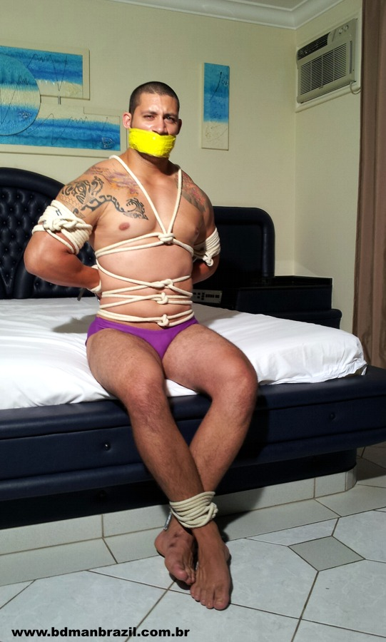Bedroom bondage for men lover