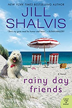 Book Review: Rainy Day Friends, by Jill Shalvis, 4 stars