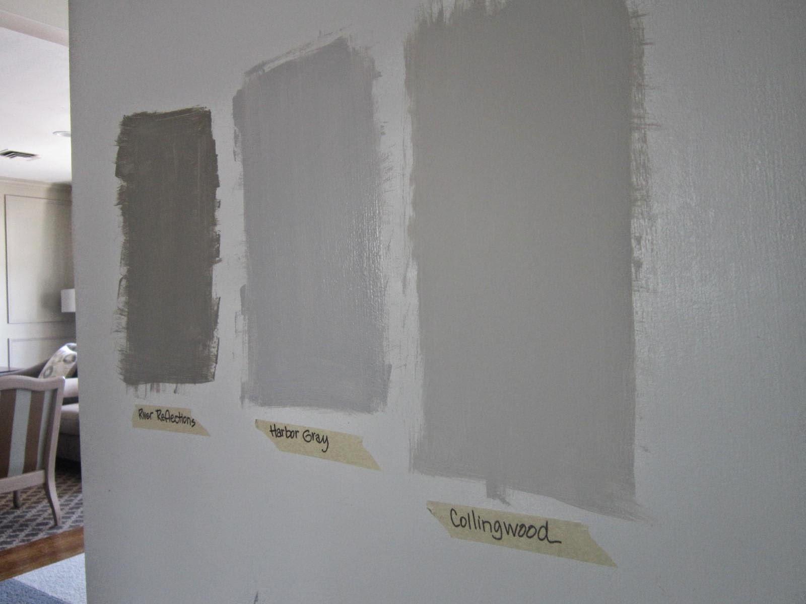 Ben Moore Colors Design Megillah Stenciling The Front Hall