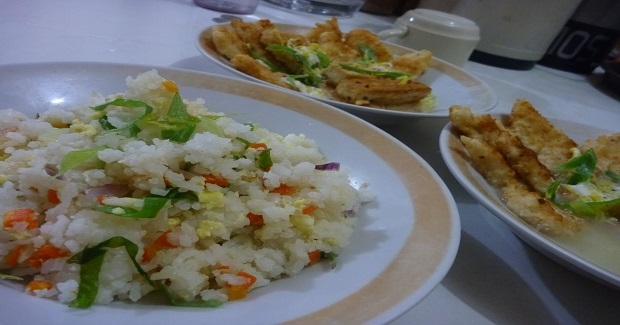 No Meat Oriental Yang Chow Fried Rice Recipe