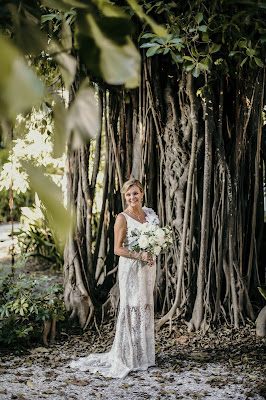 bride on sanibel island