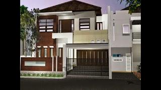 tips to design home minimalist 6 × 12 2 floors