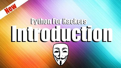 Python-For-Hackers