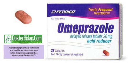 Omeprazole - Peringatan Efek Samping Dosis dan Manfaatnya Jadi Obat Asam Lambung Dan Gangguan Pencernaan