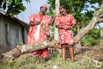 Top Ankara Styles For Your Pre Wedding Photo shoot, ankara styles for wedding photoshoot, ankara styles and designs for traditional wedding, ankara design and styles for awesome pre wedding photoshoot 2016, couple ankara style photoshoot