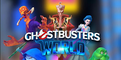 Ghostbusters World Apk + OBB Free on Android