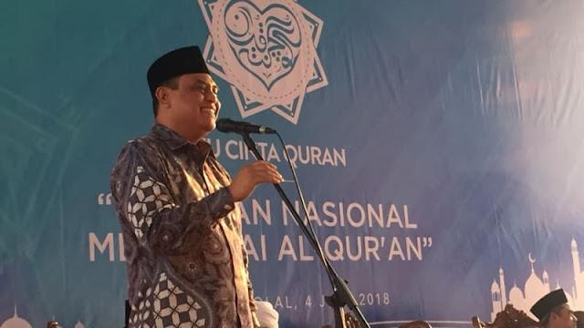 Wakapolri: Tak Ada Masjid Radikal, Itu Tempat Suci Nanti Kualat Kita