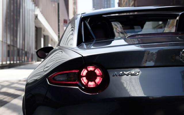 """Diseño especial tipo """"Turbina de Avión"""" - Mazda Mx5 Miata RF 2017"""