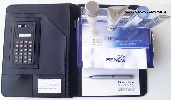 Renew Clinical Dermocosméticos Anti-Rugas A-F33
