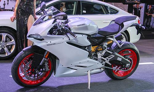 Ducati 959 Panigale 2016 đầu tiên tại Việt Nam