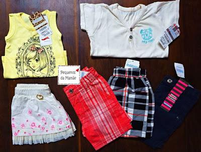 roupas de bebê pra revender