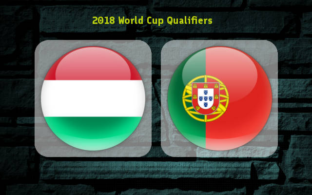 Hungary vs Portugal Full Match & Highlights 03 September 2017