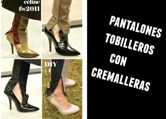 Como hacer Pantalones Tobilleros con Cremallera