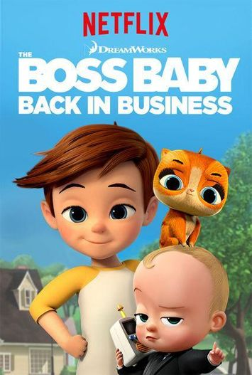 Un jefe en pañales De vuelta a los negocios Temporada 1 Completa HD 720p Latino Dual