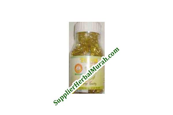 Minyak Zaitun Extra Virgin 200 Kapsul Ghaza Herbal