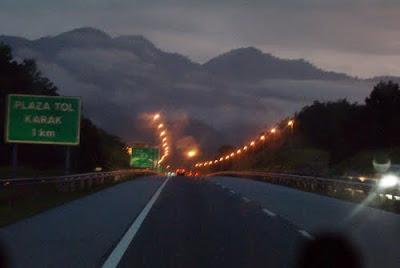Hantu Karak Highway