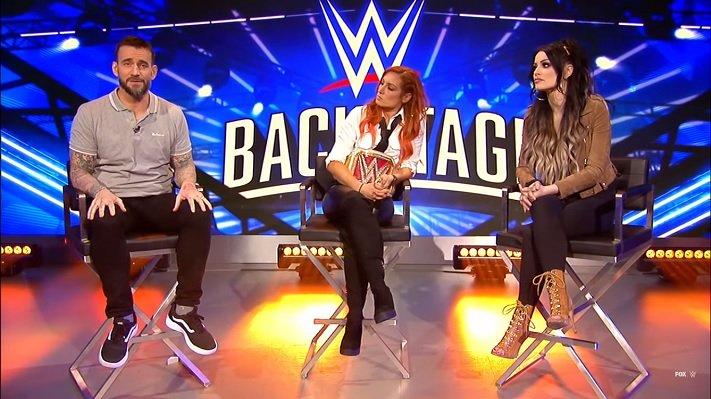 Paige revela como CM Punk é por trás das câmeras