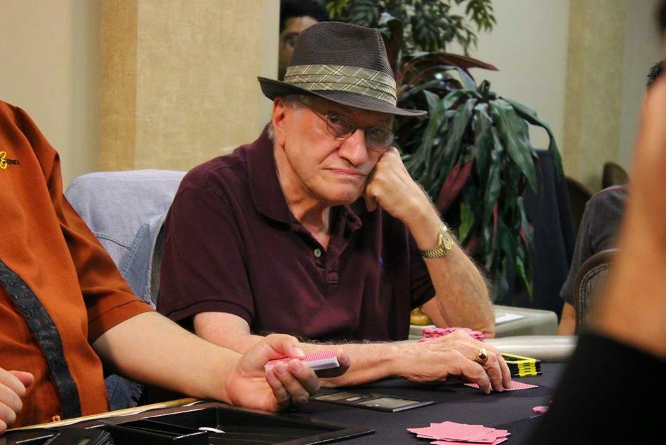 Franck bedrossian poker gamble gardens spring tour