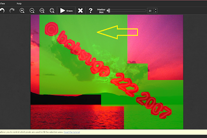 Cara Menghapus Watermark pada Foto