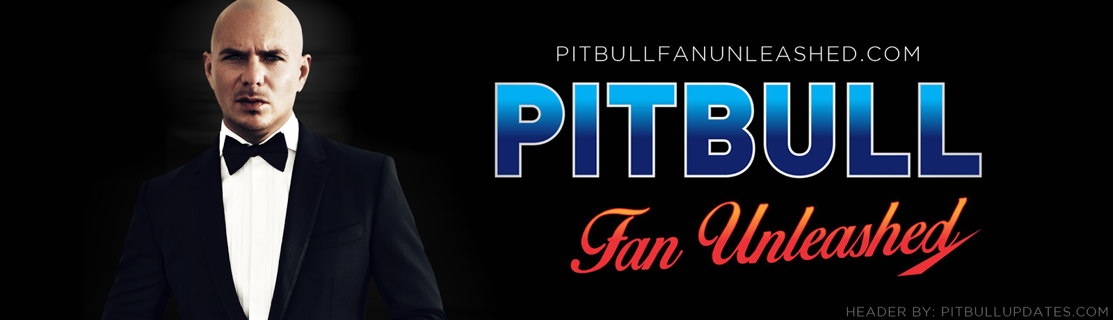 <b>Pitbull Fan Unleashed!</b>